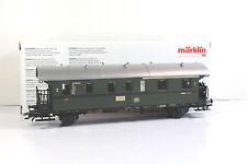 Märklin 4313 Personenwagen 1./2. Klasse. DB Epoche III, Neuware.