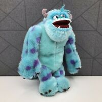 Disney Store Monsters Inc. Sulley Soft Toy Plush