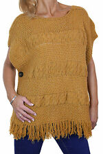 Hip Length Wool Crew Neck None Jumpers & Cardigans for Women