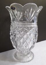 Bohemia Czech Crystal Boutique Vase #2847