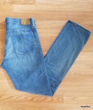 ~EXCELLENT!~ Men's Polo Ralph Lauren HAMPTON STRAIGHT Selvedge Jeans 36 X 36