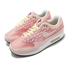 Nike Air Max 1 PRM Strawberry Lemonade Pink White Men Casual Shoes CJ0609-600