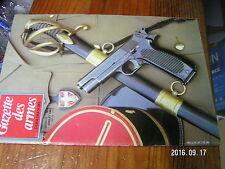 2µ? Revue Gazette des Armes n°119 PPS 50 Le RIF 1914-1926 Mauser mod 1871