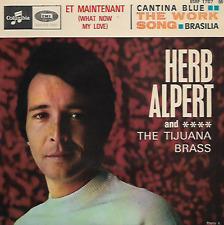 "HERB ALPERT -  What Now My Love - 7"" - EP - Columbia-EMI - ESRF 1787 - FR"