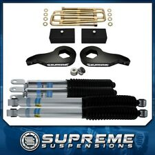 "00-07 Chevy GM Sierra Silverado 1500 3"" Front 2"" Rear Lift Kit + Bilstein Shocks"