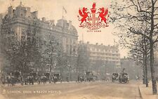 BR64647 london cecil and savoy hotels chariot   uk