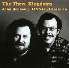 Renbourn, John & Stefan Gro...-The Three Kingdoms CD NEW