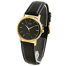 New Casio MTP1095 MTP1095Q Men's Classic Leather Strap Dress Watch MTP-1095Q-1A