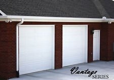 16' X 7' DOUBLE  STEEL INSULATED GARAGE DOOR
