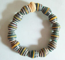 Vintage African TRADE BEAD Bracelet