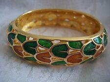 JOAN RIVERS Multicolor Caribbean Brights Bangle Bracelet
