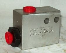 Snap-tite Hydraulic Single Pilot Operated Check Valve CAV10-N4S-25A