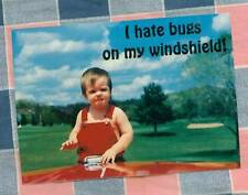 50 Postcards Little Lee Comic Trucking I Hate Bugs On My Windshield