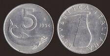 5 LIRE 1954 DELFINO ITALIA