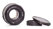 Helios 44M-4 58mm F/2.0 M42 Lens for Canon, Nikon, Sony, Olympus, Fuji