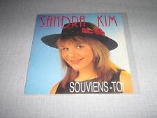 SANDRA KIM 45 TOURS BELGIQUE SOUVIENS-TOI (3)