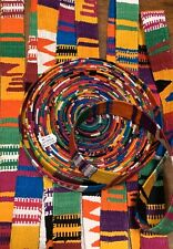 "Handwoven Guatemalan Cinta Thin Narrow Toto Belt Staps Trim Fabric 1//2/"" wide"