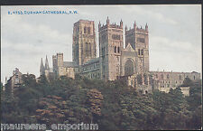 Durham Postcard - Durham Cathedral From The North West  MB2027
