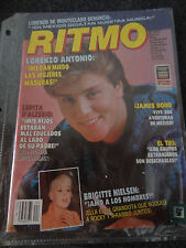 RITMO revista Magazine Mexico Lorenzo Antonio Mexico musica 1987 classico  80s