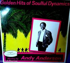 "12"" - Andy Anderson - Golden Hits Of Soulful Dynamics (MINT, STOCK STORE, LISTEN"