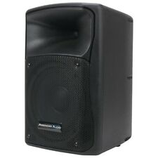 American Audio ELS GO 8BT Active Battery Powered Speaker Bluetooth USB Party DJ