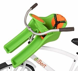 Sturdy & Reliable Rust Resistant Center Mount Bicycle Child Comfort Safe T-Seat