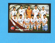 FIFA 365-2017-PANINI ITA-Figurina n.294- KOREA DPR - TEAM WOMENS -NEW