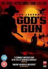 Legend of God's Gun Dvd Robert Bones Brand New & Factory Sealed