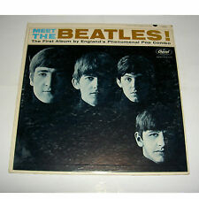 Vinilo LP  The Beatles – Meet The Beatles!