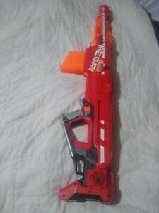 N-strike Elite Centurion Blaster Toy Mega Gun TESTED