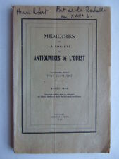 Henri ROBERT : LES TRAFICS COLONIAUX DU PORT DE LA ROCHELLE AU XVIIIe SIECLE