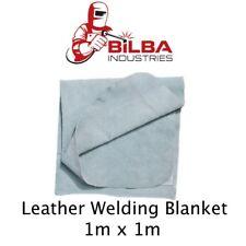 Leather Welding Blanket - 1m x 1m