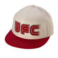 UFC Billboard Twill Cap Ivory