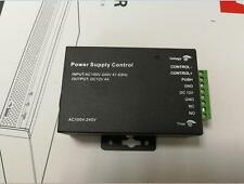 Power Supply 110/240VAC to 12VDC 4A Surge Supressor Access Control Magnetic Lock