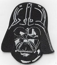 "RARE STARWARS ""DARTH VADER"" IRON ON PATCH .8.5 cms x  7.5 cms"