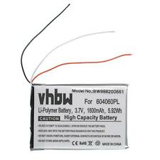 Akku Batterie 1600mAh Li-Po für Becker Ready 70 LMU, Transit 70 LMU