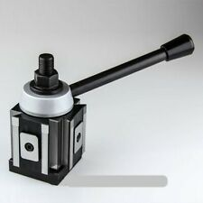 Cxa Piston Tool Post 13 18 Swing Quick Change Lathe Tool Holder 250 300