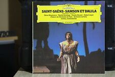 SAINT-SAENS SAMSON ET DALILA LP