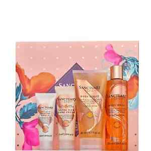 Brand New Sanctuary Spa Luxe Body Treats Set Perfect For Birthday/Christmas
