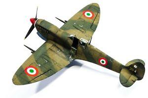 Eduard 1/48 Spitfire Mk.Vc - Italian Air Force [pro-built / finished model]
