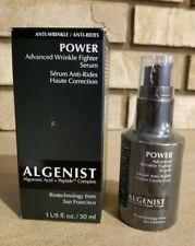 Algenist-- POWER-- Advanced Wrinkle Fighter Serum-- 1oz  ~Sealed~
