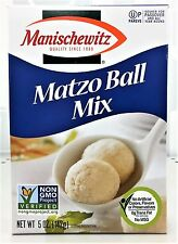 Manischewitz Matzo Ball Mix 5 oz Kosher
