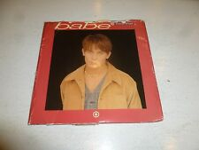 "TAKE THAT - Babe - 1993 UK limited edition 2-track 7"" Vinyl Single"