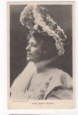 Actress Marie George Vintage Postcard Theatre 829b
