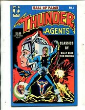 HALL OF FAME THUNDER AGENTS #1 JC PRODUCTIONS    NEAR MINT / MINT
