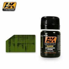 AK Interactive Weathering - Dark Streaking Grime 35ml - 60024