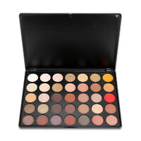 32 Colors Pro Shimmer Highlighter Eyeshadow Eye Shadow Powder Makeup Palette Kit