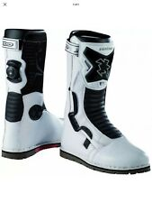 New Adult Hebo Tech 2.0 Micro Trials Boots White  8 9 10 11 12