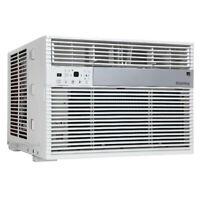 Danby 12000 BTU 3-Speed Window Air Conditioner with Remote   #DAC120BEUWDB