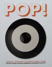 LIVRE/BOOK : POP DESIGN CULTURE FASHION 1956 - 1976 (années 50,60,70,mode,70s